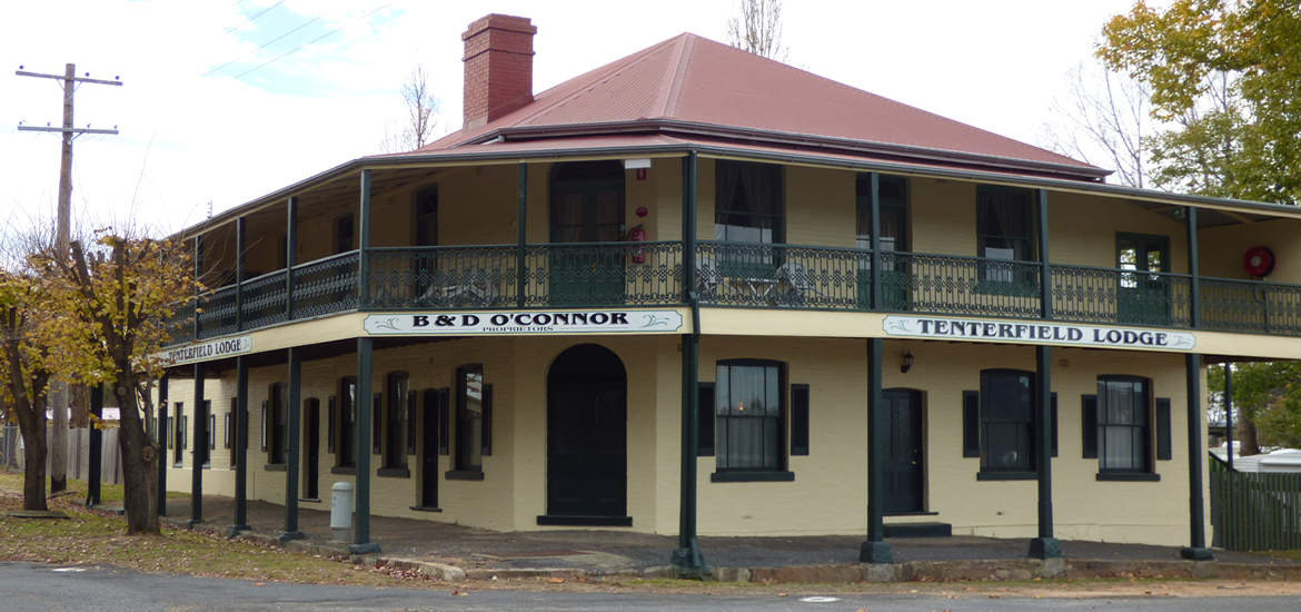 Tenterfield Lodge